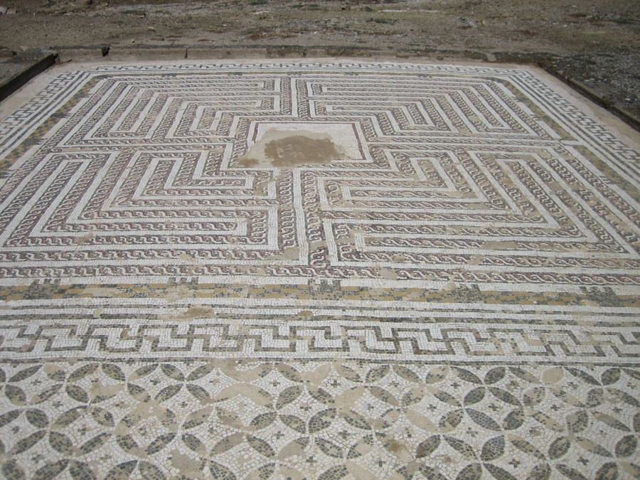 Italica, Spain | The Bent Page on