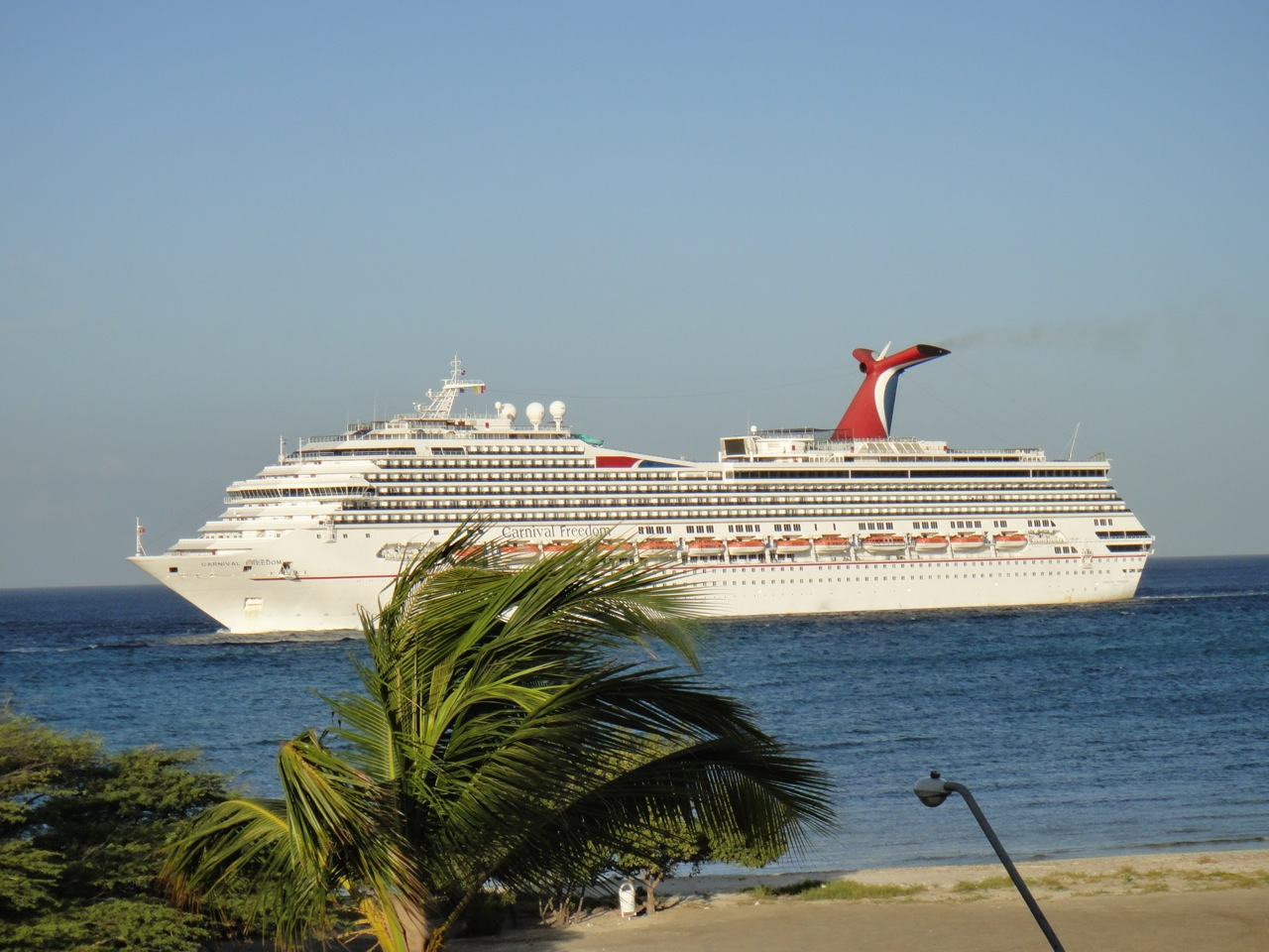 Carnival Freedom Aruba The Bent Page - Aruba tours for cruise ship passengers