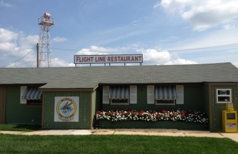 Verna's Flight Line Restaurant, Millville, NJ