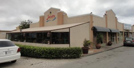 Don Jacinto Restaurant, Aruba.