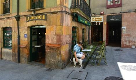 La Consistorial, Oviedo, Spain.