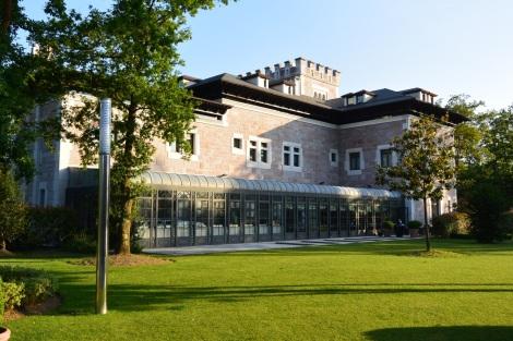 Hotel Castillo Bosque de la Zoreda, Oviedo, Spain.