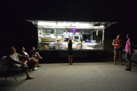 Eataly Food Truck, Aruba, DWI.