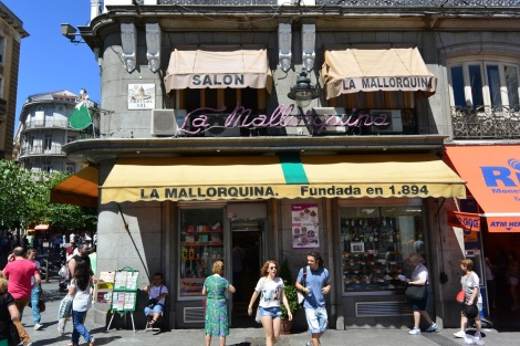 La Mallorquina, Madrid, Spain.